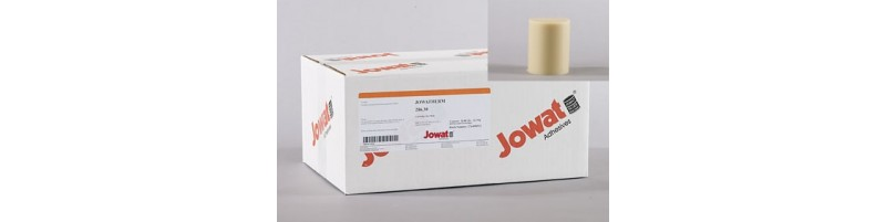JOWATHERM 286.30 EVA-Hotmelt Patrone - Fabe: gelb, transparent - Karton à 48 Patronen_18799